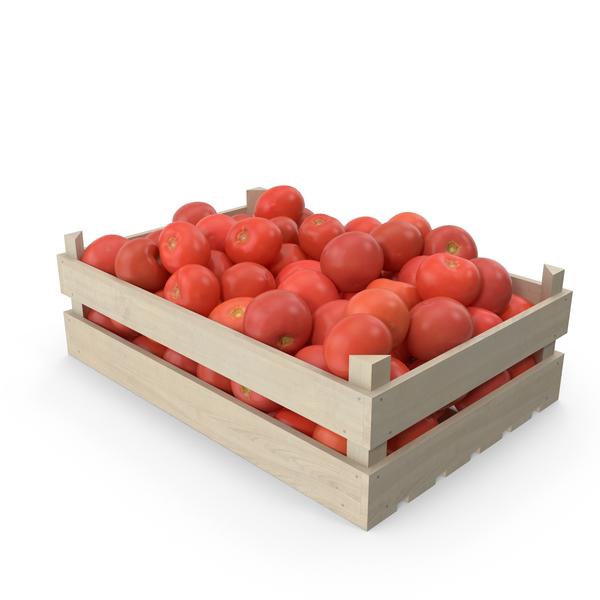 Tomato in Box