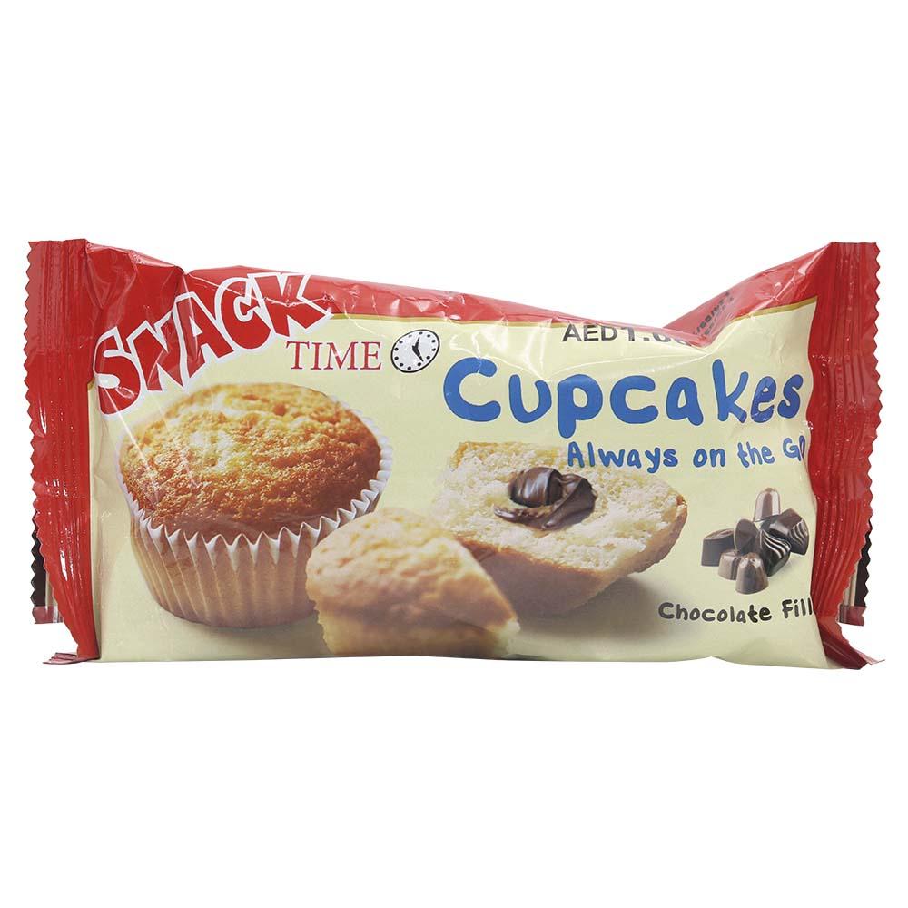 Snack Time Cupcake