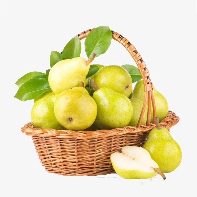 Pears Basket