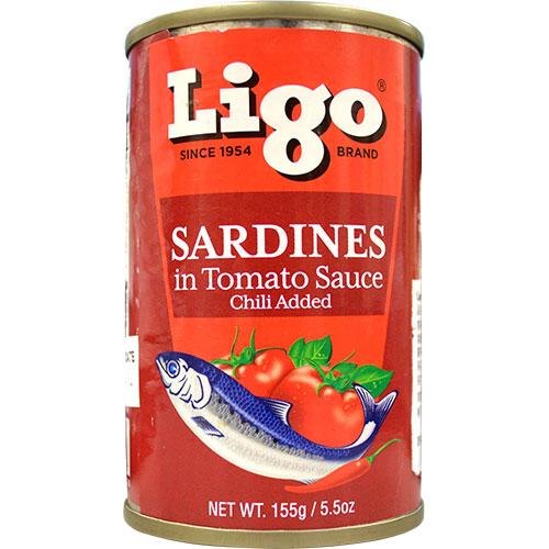 Ligo Sardines